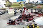 Scorpion 1 helicopter, RotorWay Aircraft Inc., 1971 - Hiller Aviation Museum - San Carlos, California - DSC03107.jpg