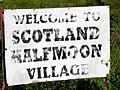 Scotland Halfmoon sign.JPG
