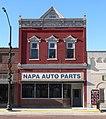 Scribner, Nebraska NAPA bldg.JPG
