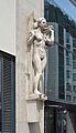 Sculpture by Josef Franz Riedl, Maria-Theresien-Straße 11, Alsergrund (02).jpg