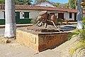 Sculpture of an ant, Barichara.jpg