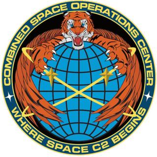 Combined Space Operations Center Military unit