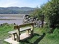 Seat on the Mawddach Trail - geograph.org.uk - 1313677.jpg