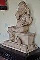 Seated Four-handed Ganesha - Circa 13th Century CE - Etah - ACCN 95-17 - Government Museum - Mathura 2013-02-22 4715.JPG
