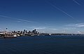 Seattle and Mt. Rainier (3732727268).jpg
