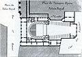 Seconde Salle du Palais-Royal - plan - c1770 - CC Mead 1991 p45.jpg