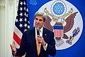 Secretary Kerry Addresses Employees Working at the U.S. Embassy Muscat (25341849899).jpg