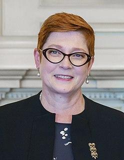 Marise Payne Australian politician
