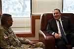 Secretary of State Pompeo arrives in South Korea 180613-F-DV125-049.jpg