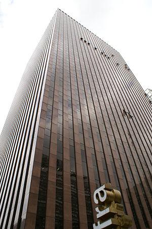 Banco Safra - Banco Safra headquarters in São Paulo.