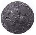 Segell jaume d'aragó, comte d'urgell i vescomte d'ager 1339.jpg