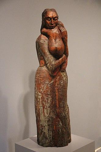 Selma Burke - Image: Selma Burke Untitled (Woman and Child)