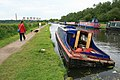 Semi-Sunken Narrow Boat on The Erewash Canal - geograph.org.uk - 871645.jpg