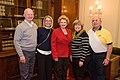 Senator Stabenow meets with Michael & Cynthia Wagner and David & Kathi Jerome (33286349982).jpg