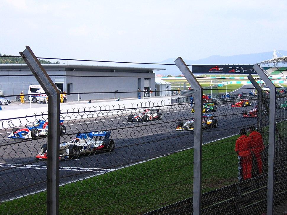 Sepang International Circuit A1 Race
