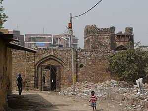 Jahanpanah - Serai Shahji Mahal