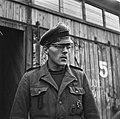 Sergeant van de Landstorm, C.J. Kolijn, met op zijn borst de onderscheiding IJze, Bestanddeelnr 900-3388.jpg