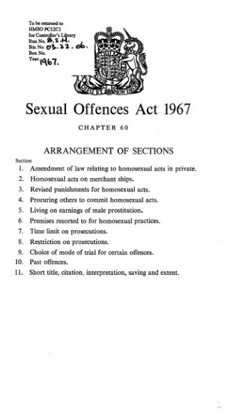 File:Sexual Offences Act 1967.djvu