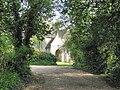 Shady lane to St Nicholas' church - geograph.org.uk - 857877.jpg
