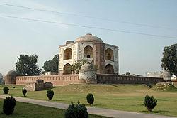 Shamsher Khan's Tomb, Batala, Gurdaspur (Punjab).jpg