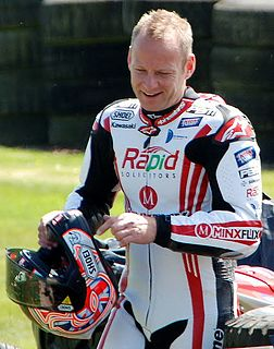 Shane Byrne (motorcyclist) British motorcycle racer