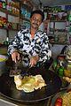 Shankar Mandal Making French Toast - Taki - North 24 Parganas 2015-01-13 4381.JPG