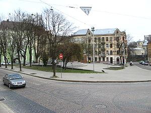 Площа Шашкевича — Вікіпедія 2860aa3f59cb3
