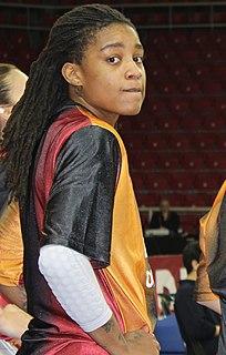 Shavonte Zellous American basketball player