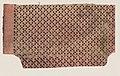 Sheet with overall geometric pattern Met DP886697.jpg
