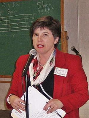 Shelley Midura - Image: Shelly Midura Lusher Dec 06Crop