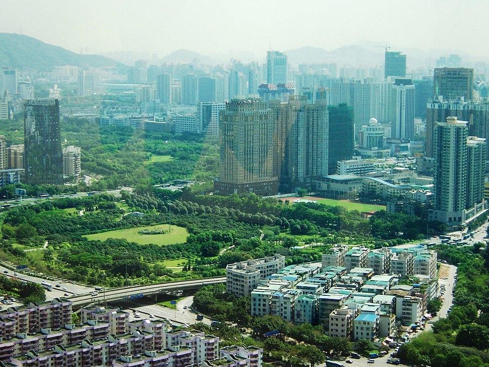 Shenzhen zhongxingongyuan