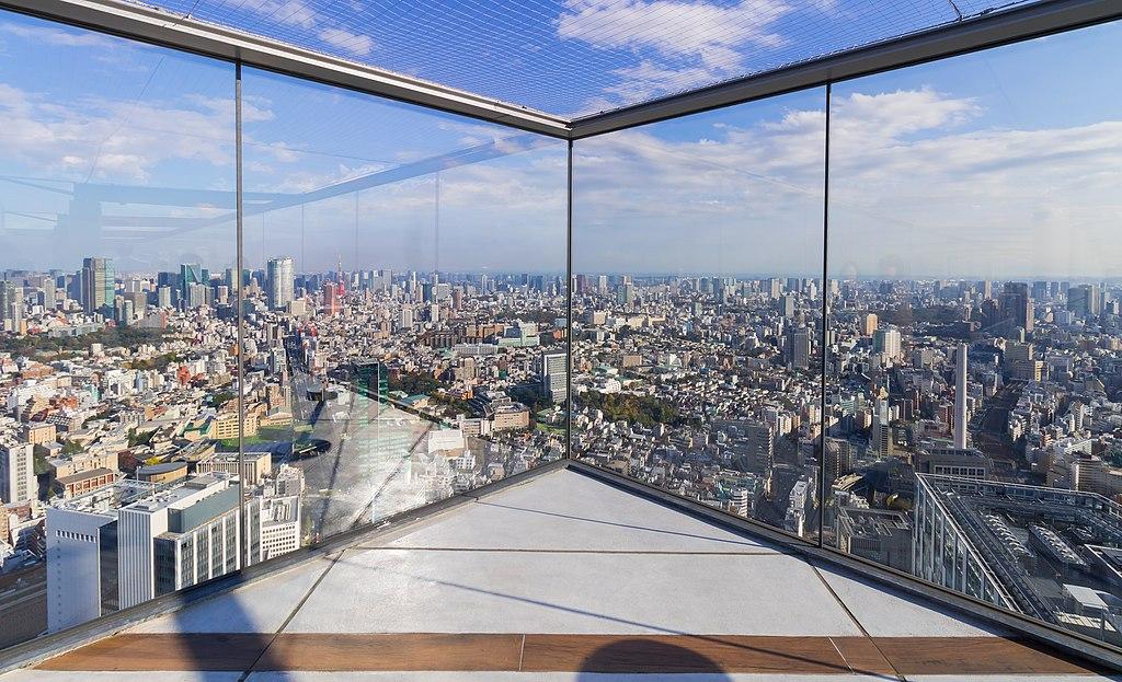 Shibuya Scramble Square - SHIBUYA SKY 10