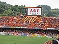 Shimizu S-Pulse IAI Stadium NIhondaira Kop.jpg