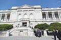 Shinzō Abe and Donald Trump at Akasaka Palace (2).jpg