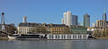 Ship excellence royal on the river Main in Frankfurt Germany - 01.jpg