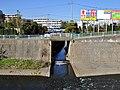 Shiratori River joining Onda River.jpg