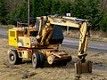 Shovlin Plant Hire Limited Rexquote conversion road-rail number 99709 940506-7 Castleton.jpg