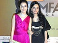Shraddha Kapoor at the 56th Idea Filmfare Awards 2011.jpg
