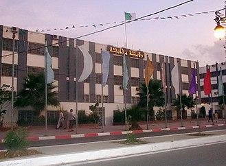 Bejaia Province - Image: Siège de la wilaya de Béjaïa