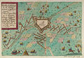 Siege of Grol (Groenlo) in 1606 by Spinola - Villa di Grolle Acampatada Cattolici.jpg