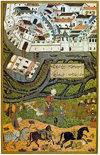 Siege of Temesvár (1552) siege