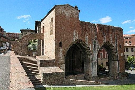 Fonte Nuova, Via Pian d'Ovile, Contrada della Lupa, Terzo di Camollia, Siena