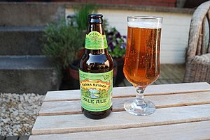 Beer in the United States - Modern American pale ale made by Sierra Nevada
