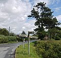 Signpost near East Halton - geograph.org.uk - 1405410.jpg