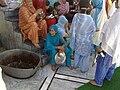 Sikh women at Gurudwara Panja Sahib.jpg