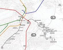 Silver Line Boston Map Silver Line (MBTA)   Wikipedia