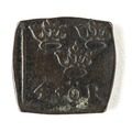 Silvermynt, 4 öre, 1591 - Skoklosters slott - 109634.tif