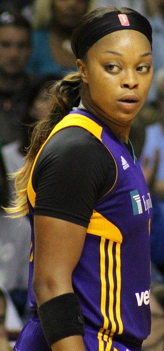 Odyssey Sims - Sims during the 2017 WNBA Finals