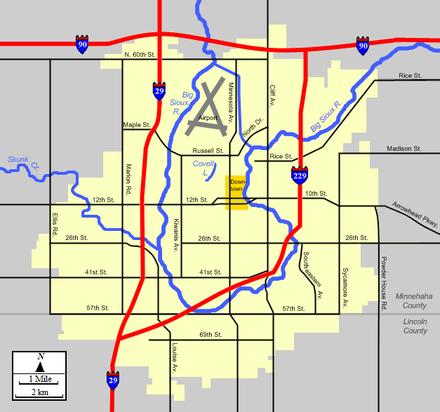 Sioux Falls South Dakota Wikiwand
