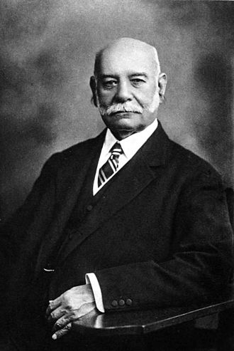 Paul Chater - Sir Paul Chater in 1924